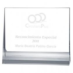 Placa Cristal 360550