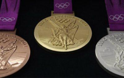 La historia de las medallas deportivas