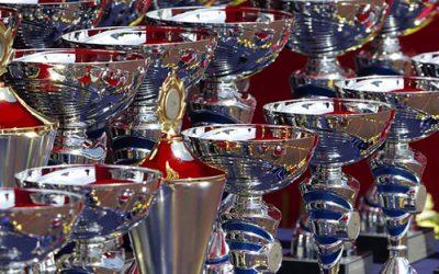 Amplia selección de trofeos deportivos para ti