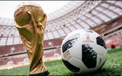 Trofeos de fútbol: la Copa del Mundial
