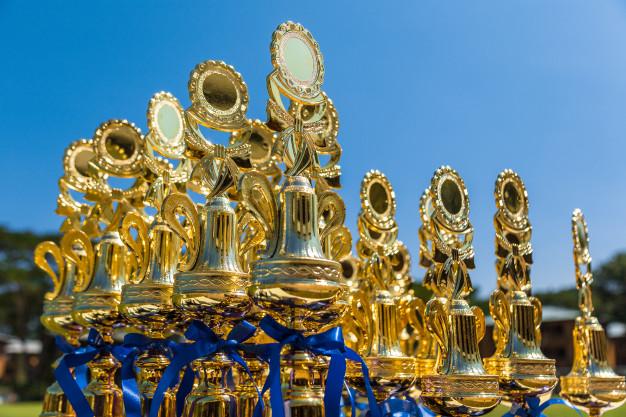 Cómo elegir los trofeos deportivos