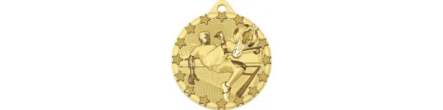 Metal/Zamak Medallas deportivas